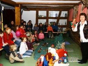 Le Noël de Petit ours
