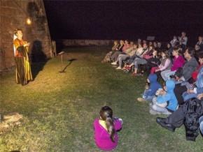 Lichtenberg – Balade nocturne au château Au temps des cathédrales
