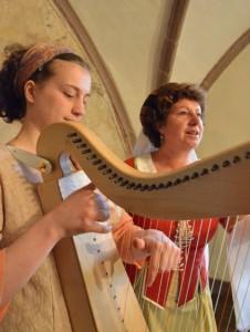 Christine Fischbach et Sara Buffler