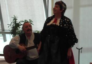 Christine Fischbach et Klaus Streichert